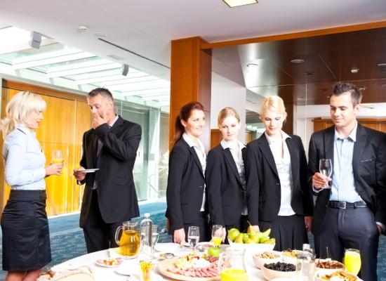 Como organizar um evento empresarial