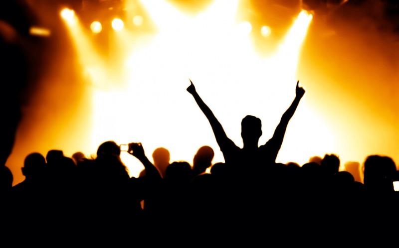 O que o público espera de um evento musical