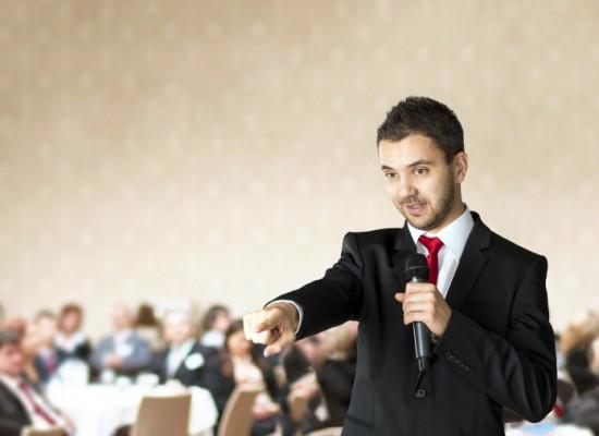 Como escolher o palestrante do meu evento?