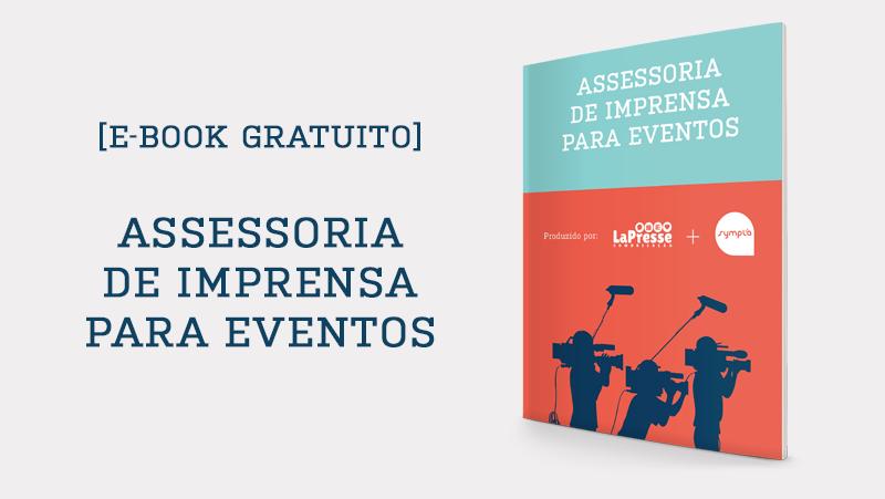 [E-book #3] Assessoria de Imprensa para Eventos