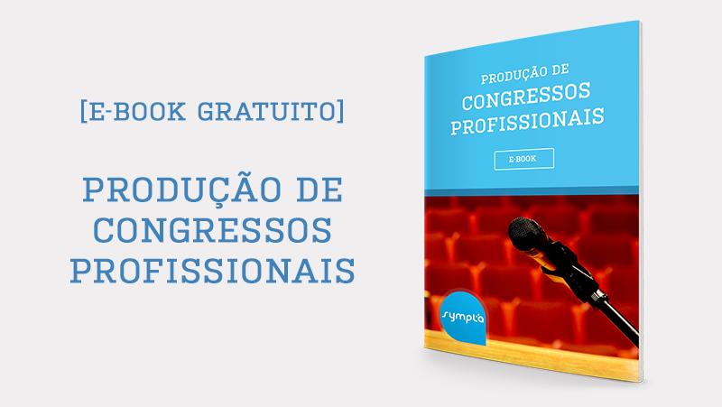 [E-book #5] Produção de Congressos Profissionais