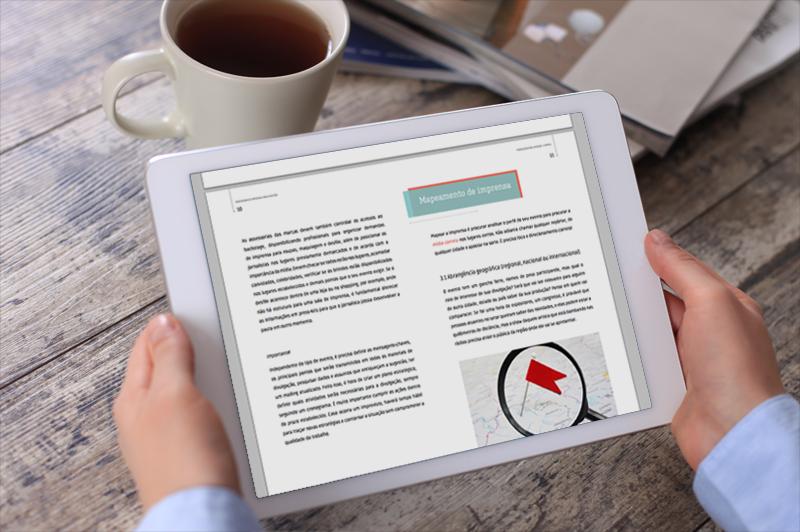 Planilhas e e-books para produtores de eventos