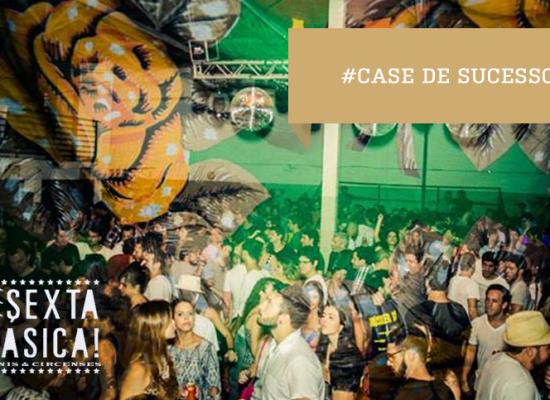 SEXTA BÁSICA, uma das festas mais famosas de BH expande sua fama para fora da cidade e aposta na venda antecipada!