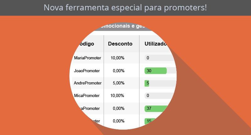 Revolucione as vendas dos seus promoters com a nova ferramenta de Promoters Digitais