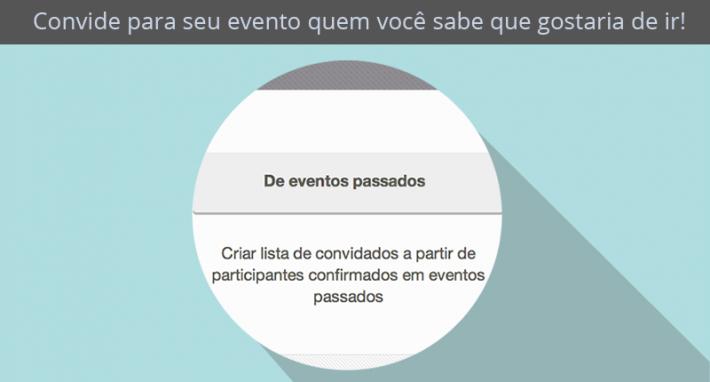 Ferramenta de email marketing direcionado: chame exatamente quem gostaria de ir ao seu evento!