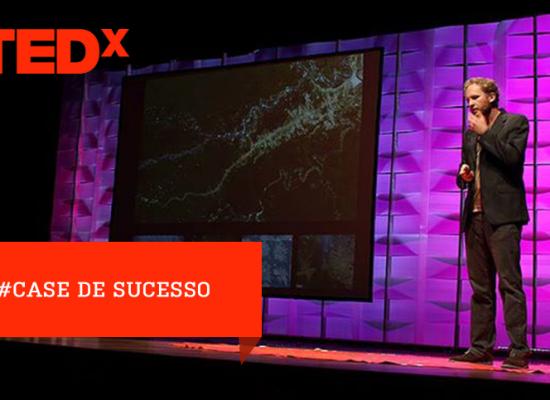 TEDx BH, evento de nível mundial com comunicação realmente eficiente e personalizada entre produção e inscritos!