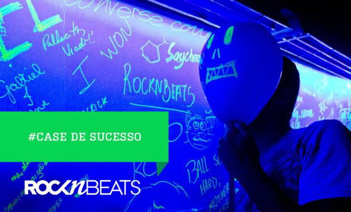 ROCKNBEATS, festa em turnê pelo Brasil com venda eficiente de ingressos!