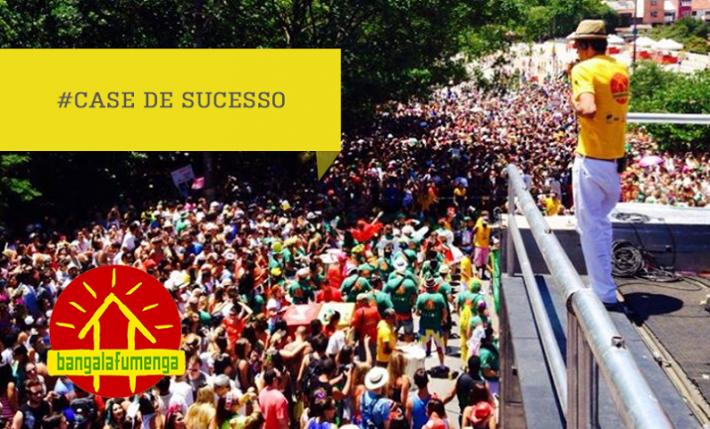 BANGALAFUMENGA, Carnaval o ano inteiro tem que ter alegria e muita organização!