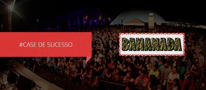 Bananada: um grande festival criado para ocupar a cidade com a diversidade cultural