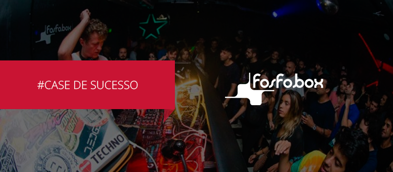 Fosfobox: melhor club alternativo do Rio de Janeiro