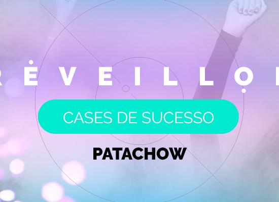 Réveillon Patachow: serviço premium e clima incomparável