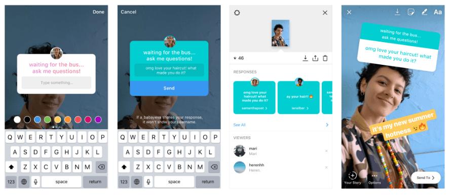 novo recurso do instagram stories perguntas e respostas - Como usar o Instagram Stories