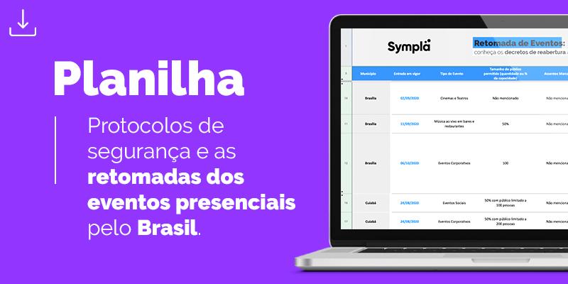 [Planilha] Retomada de Eventos: conheça os decretos de reabertura ao redor do Brasil