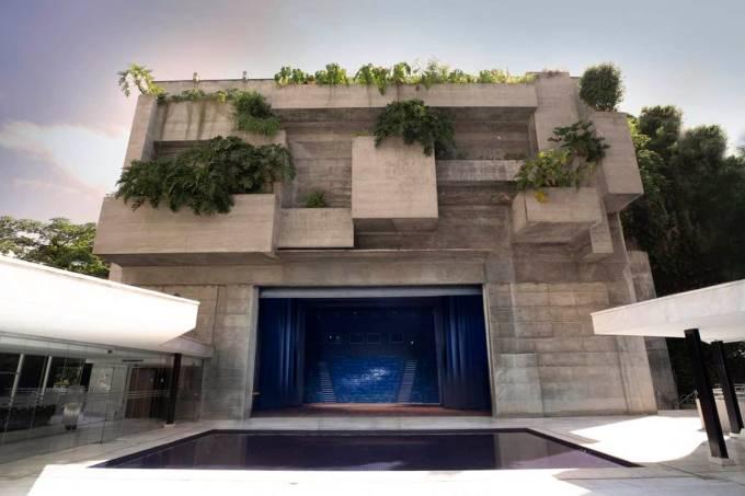 Teatro Prudential Ao Ar Livre