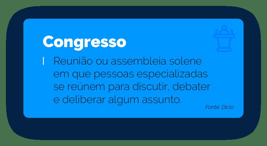 Significado Congresso